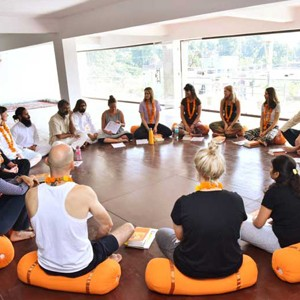 200 Hour Yoga Teacher Training Program in Rishikesh, Uttarakhand