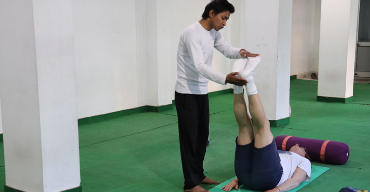 50 Hour Yoga Teacher Training Course for Beginners in Rishikesh