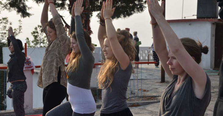31-Day Yoga And Wellness Retreats In Rishikesh, India